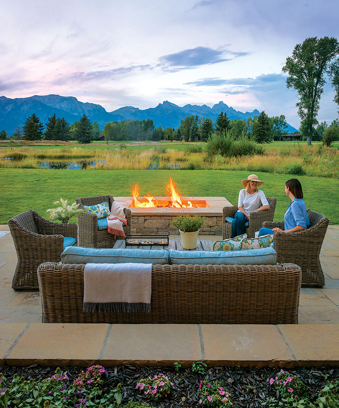 The Ml List Top Mountain Landscape Designers 2019 Mountain Living