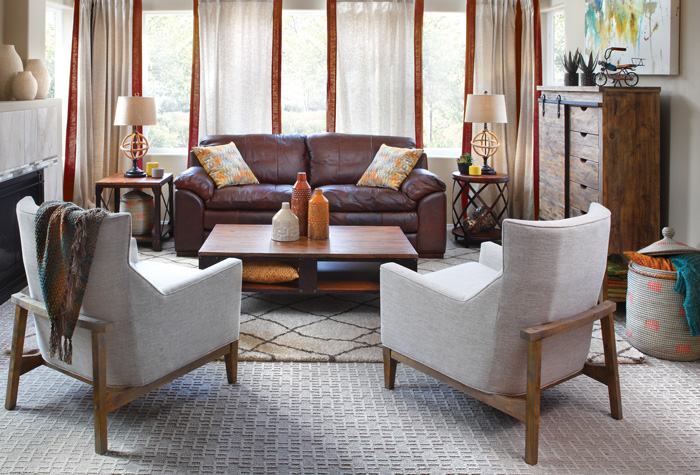 5 Ways To Mix Modern Bohemian Style Mountain Living